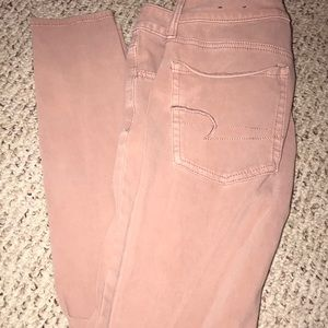 Denim - American eagle jeggings